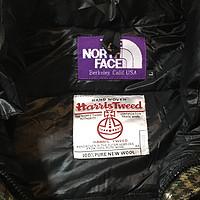 羽绒不够羊毛来凑:The North Face×Harris Tweed紫标羽绒服