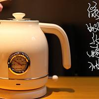 森森的大草原 篇十:绿蚁新醅酒,红泥小火炉,圈厨复古电热水壶