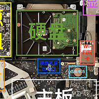 穷·折腾 篇三:2011年中iMac升级千兆Wi-Fi蓝牙4.0及清灰保养