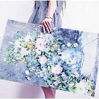 没事儿拼个图 篇十二:超mini小拼图:Epoch春の花束2016片(附拼图刷胶讲解)