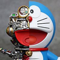 玩物不丧志 篇七:你不知道的哆啦A梦内部结构大揭秘!超精细模型制作