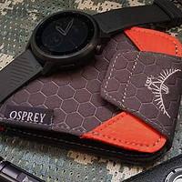 别具风格的小钱包--OSPREY Quicklock O币钱包体验小结