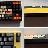 疯狂捡漏..二手大F+大L=520元!首拆Filco斐尔可87双模忍者二代机械键盘历险记..