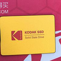 几毛钱一G的SSD用起来究竟有多爽?柯达X100 960G 固态硬盘评测