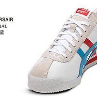 冒险梦之履 篇九:Onitsuka Tiger 鬼冢虎Corsair复古休闲鞋 向往昔的时光漫步