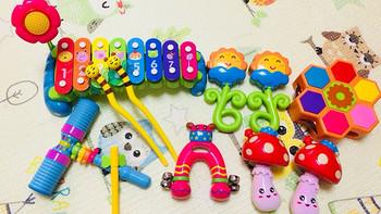 养娃路上买买买 篇六:奥尔夫乐器组合 和宝宝在敲敲打打中音乐启蒙吧
