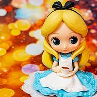 把爱丽丝从仙境接回家——Qposket坐姿爱丽丝