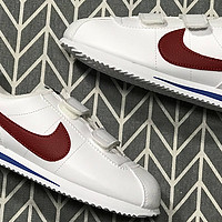 胖胖买的鞋 篇十八:经典的阿甘鞋!NIKE Cortez Basic SL魔术贴童鞋