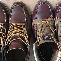 鞋靴杂谈! 篇四:woolrich男靴篇