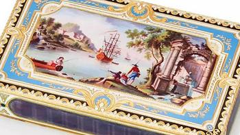 灵感 家里都装了些啥  有没有这样的金盒?手掌大小,价值近百万