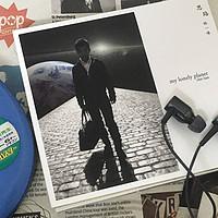 河边水水水 篇六:一张自带说明书有可以用来看的小众CD专辑——林一峰《思路》小分享