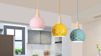 打破传统设计:FSL 佛山照明 上新一款美家系列简约艺术吊灯