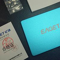 5毛都不要了----忆捷(EAGET)E300 960GB 固态硬盘开箱测评