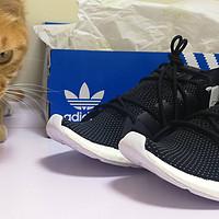 大幂幂同款的全掌BOOST只卖300多—Adidas 阿迪达斯 Arkyn 女款运动鞋开箱