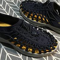 胖胖买的鞋 篇三十四:KEEN UNEEK O2 溯溪童鞋