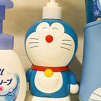 哆啦A梦控的MUSE自动感应泡沫洗手机哆啦A梦限定款 开箱