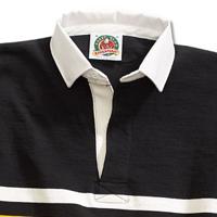 美式复古研讨会:Rugby 橄榄球衫,POLO衫爱好者的进阶玩物