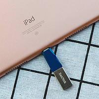 买了新iPad?你可能还需要它!——闪迪iXpand Mini苹果U盘
