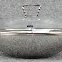 每个家庭都需要一口这样的锅:大口径!不锈钢!带拓展配件!比如Fissler 36cm 昆明锅