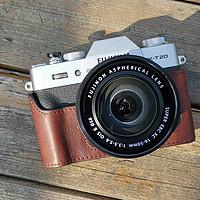 喜欢这种文艺范 Mr.Stone富士X-T20相机皮套 入手体验