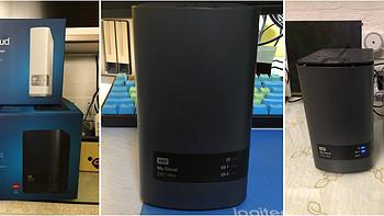值得买首测 - 西部数据 My Cloud EX2 Ultra 8T - 让NAS回归NAS