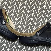 胖胖买的鞋 篇四十三:99块买的Crocs Baya加绒保暖洞洞鞋