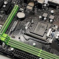 5年电脑升级换代铭瑄挑战者H310CM-V3H,给自己电脑重新上高速
