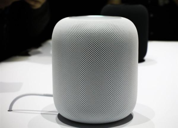 一直降价一直香:Apple 苹果 HomePod 促销大降