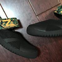 日本研发的New Balance KA208魔术贴儿童凉鞋