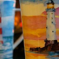 坐而论茶 篇七:象阳光陪着大海,不管平静还是澎湃,都是爱 - DUNOON 隐居地 灯塔 骨瓷杯