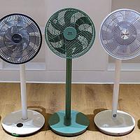 看有钱人如何度过夏天,五款高端风扇全方位实测