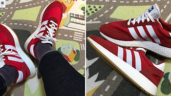 我的第N双鞋 篇七十五:Adidas Originals I-5923 休闲鞋