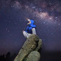 麦田浪香港 篇四:寻找夜空中最亮的星—香港蒲台岛露营