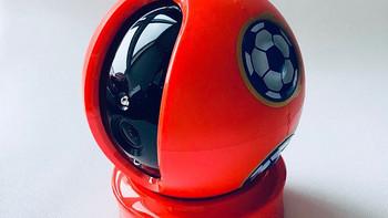 妮妮的测评 篇一:海康威视萤石C6H监控摄像头2018足球版720P测评