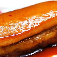 金风玉露一相逢,便胜却人间无数!酥、香俱备的笋干百叶结焖肉+香糟卤口条