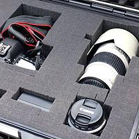 小物评测 篇七:摄影出行好伴侣,锐玛R200相机安全多功能收纳箱评测