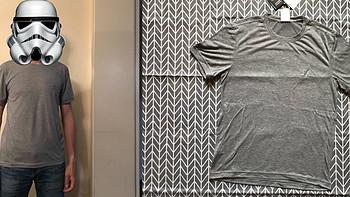 胖胖买衣服 篇六:Salomon EXPLORE SS TEE 萨洛蒙户外T恤