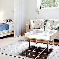 10㎡客厅蹭蹭涨5倍大,沙发布局是终极关键