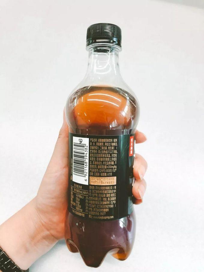 """农夫山泉首款咖啡饮料5月中旬上市开售,""""碳酸+咖啡""""能否打开新局面?"""