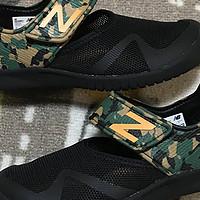 给儿子买的第N双鞋 篇六十:New Balance KA208儿童凉鞋