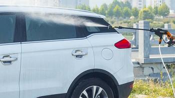 自带锂电池,只要有水就能洗车!威克士WORX 洗车机体验