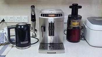 颜值即是正义:德龙Primadonna S Evo ECAM 510.55.M全自动咖啡机开箱晒单