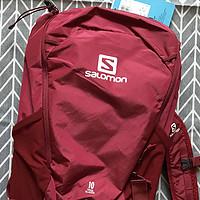 晒一晒Salomon 萨洛蒙 TRAILBLAZER 10 户外登山徒步休闲旅行背包