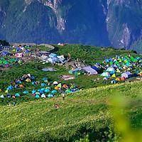 5月国内最美的8个露营地,去邂逅繁星和云海!