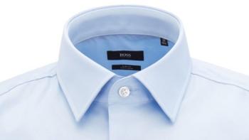 品牌&品质选择:BOSS男士商务衬衫简介(MR PORTER海淘)