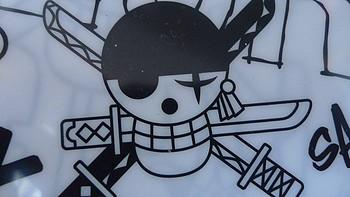 """参与活动惊喜多!""""联名新面孔""""活动中奖的正版One piece航海王 国誉文件袋晒单"""