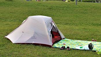 献给六一儿童节的女儿-黑鹿新款川岳 涂硅双人帐篷