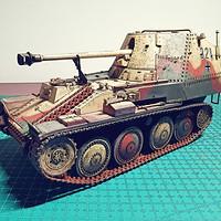 军火库 篇六:21世纪 1:32 黄鼠狼3M型自行反坦克炮