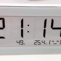 一表在手,温湿全有——米家温湿监测电子表