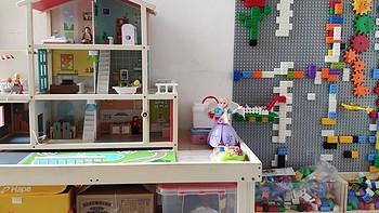 翻遍了全站3岁内玩具 篇二:六一儿童节不知道买什么礼物?翻遍了全站3岁内宝宝玩具的晒单,我买了它:乐高积木墙